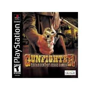 Gun Fighter The Legend of Jesse James Video Games