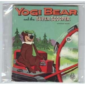 Yogi Bear and the Super Scooper