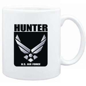 Mug White  Hunter   U.S. AIR FORCE  Sports  Sports