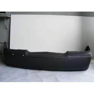 Lincoln Town Car Rear Bumper W/O Proximity Sensor 03 07