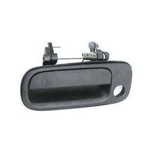 92 96 TOYOTA CAMRY FRONT DOOR HANDLE LH (DRIVER SIDE), Outer (1992 92