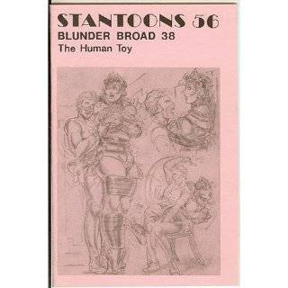 Stantoons 56, Blunder Broad 38 The Human Toy (Stantoons, 56) by Eric