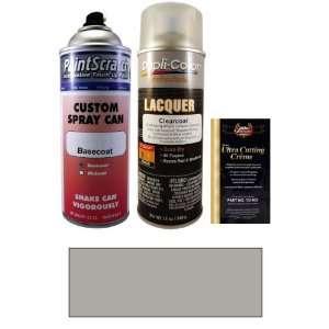 12.5 Oz. Vomela Silver Metallic Spray Can Paint Kit for 2000 Fleet
