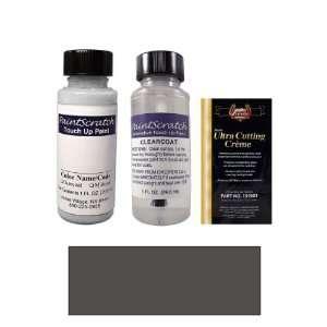 1 Oz. Dark Silver Metallic Paint Bottle Kit for 2000 Fleet