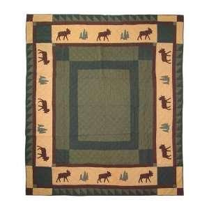 Patch Magic Cedar Trail Duvet Cover / Comforter Cover   Full