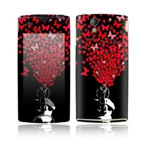 The Love Gun Design Decorative Skin Cover Decal Sticker