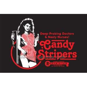 Candy Stripers Movie Poster (27 x 40 Inches   69cm x 102cm) (1982