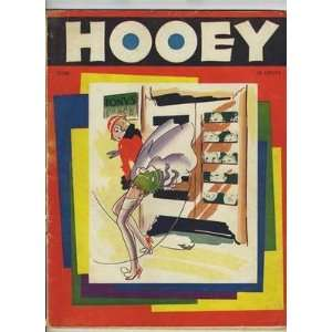 Hooey Mens Humor Magazine June 1932 Vol 1 No 7