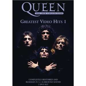 Queen   Greatest Video Hits 1 Queen, Freddie Mercury Movies & TV