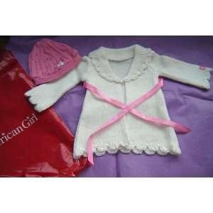 American Girl Sweater Coat Set MyAG  Toys & Games