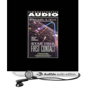 Star Trek: First Contact (Audible Audio Edition): J.M