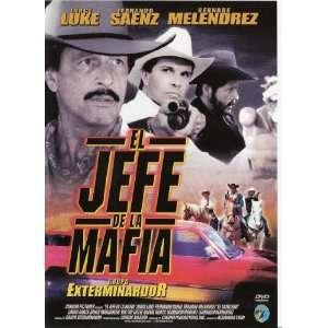 """El Jefe de la Mafia Bernabe Melendez """"El Gatillero"""
