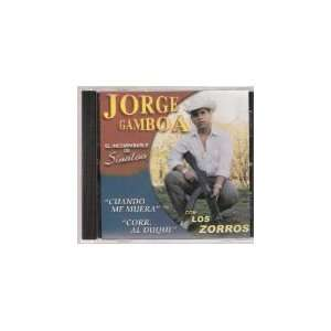 Jorge Gamboa El Incomparable De Sinaloa Music
