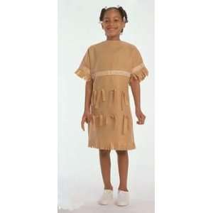 Factory Early Childhood Native American Outfit   Girl Office Products