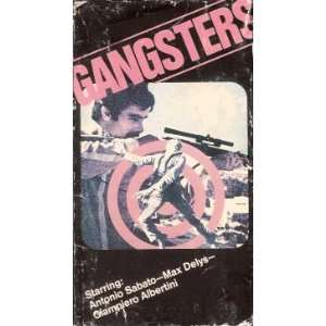 Gangsters (1977, aka Return of the 38 Gang): Antonio