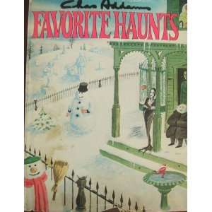 Favorite Haunts (9780491017787): Charles Addams: Books