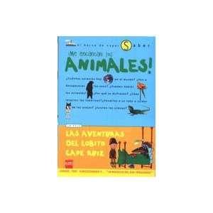 Me encantan los animales!/ I love animals! (El Barco De