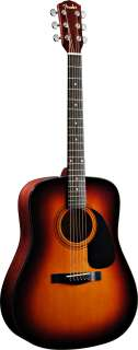 Fender DG5 Acoustic Guitar (with Case)