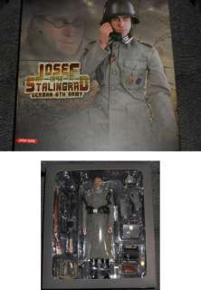 DID WWII GERMAN JOSEF 6TH ARMY 1/6 SCALE TOYS |