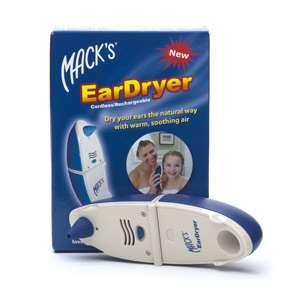 Buy Macks Ear Dryer, Cordless Rechargeable & More  drugstore