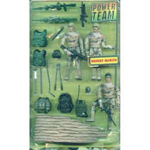 World Peacekeepers Figures & Accessories