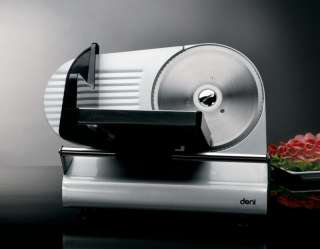 14150 Deni Electric Food Slicer Pro II With Stainless Steel Blade