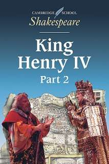 Henry IV, Part 2 by William Shakespeare, Rex Gibson   Reviews