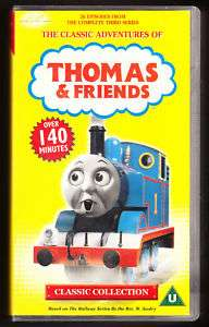 TANK ENGINE   COMPLETE 3RD SERIES   DOUBLE PAL VHS (UK) VIDEO