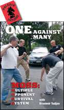 Budovideos   One Against Many DVD by Branimir Tudjan