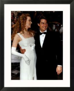 Tom Cruise with Wife Nicole Kidman Arriving for the Film Pemiere of