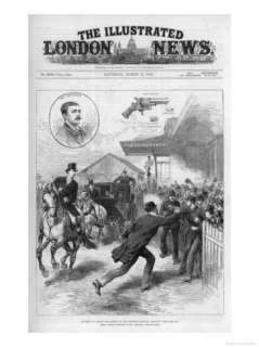 Attempt to Assassinate Queen Victoria by Roderick Maclean at Windsor