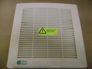 AV12S VENT AXIA AIRVENT 12 300mm EXTRACT FAN AUTO SHUT
