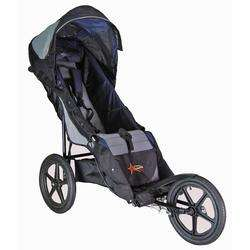 Adaptive Star Axiom 2 16IOM 2 04N Special Needs Push Chair, Blue Gray