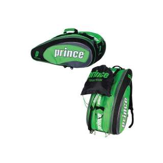 Prince Tour Team (12 Pack) (Green) Tennis Bags