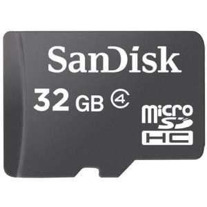 NEW 32GB MicroSD Memory Card (Flash Memory & Readers