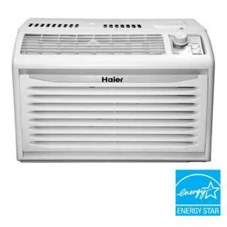 Haier 5000 BTU Window AC Air Conditioner HWF05XCKE