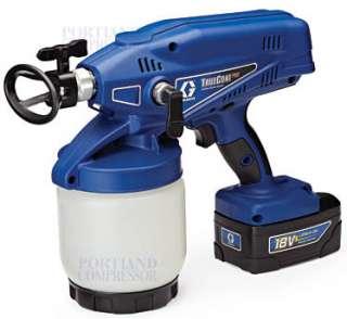 Hand Held Airless Paint Sprayer NIB   258864 633955003514