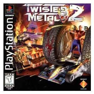 Twisted Metal 2 Unknown Video Games