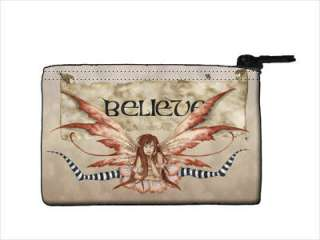 Believe Fairy Amy Brown Coin Purse