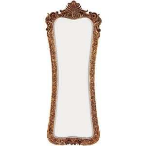 Weston Antique Gold Mirror 23x60
