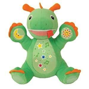 Disney Baby Einstein Press & Play Pals Dragon Toys & Games