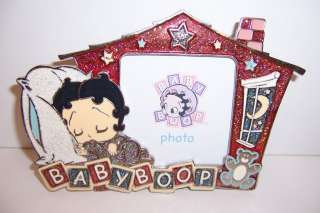 BABY BETTY BOOP Nursery PHOTO Picture FRAME Gift NIB
