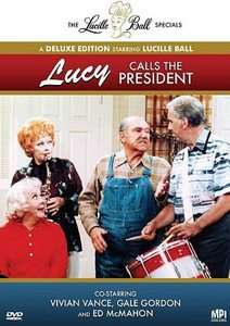 Lucy Calls the President DVD, 2010 030306794297