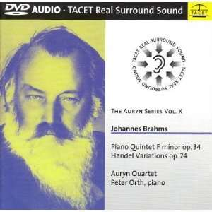 Tacet DVD Audio   For All DVD Surround Systems The Auryn