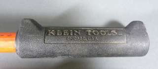 Klein Tools Chicago USA Electrical Wire Cable Cutters Tool 26