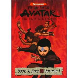 The Last Airbender Book 3   Fire, Vol. 1.Opens in a new window