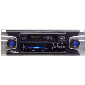 Shafted AM/FM MPX Stereo Cassette Receiver Car Electronics