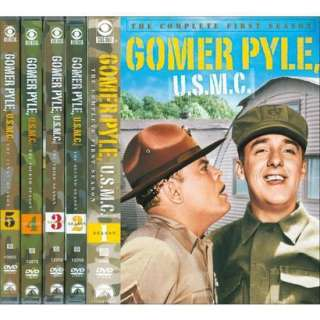 Gomer Pyle U.S.M.C. Complete Series Pack (24 Discs).Opens in a new
