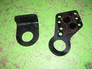 Dodge Ram cummins turbo diesel ENGINE LIFT BRACKETS 24V