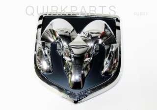 1995 2011 Dodge Ram Large Head Tailgate Emblem MOPAR OE NEW